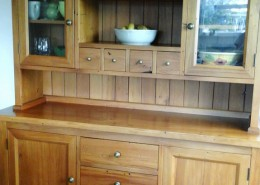 Custom made Hutch Dresser