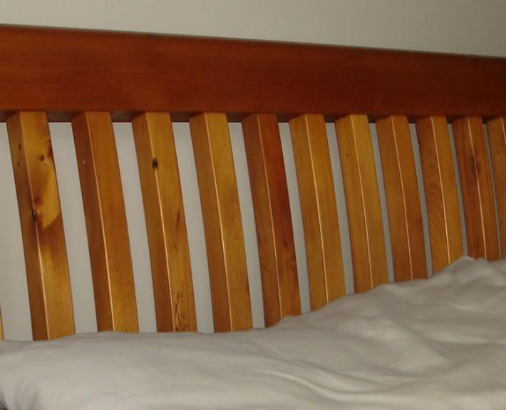sleigh bed headboard