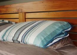 super king bed headboard