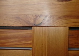 super king bed joinery